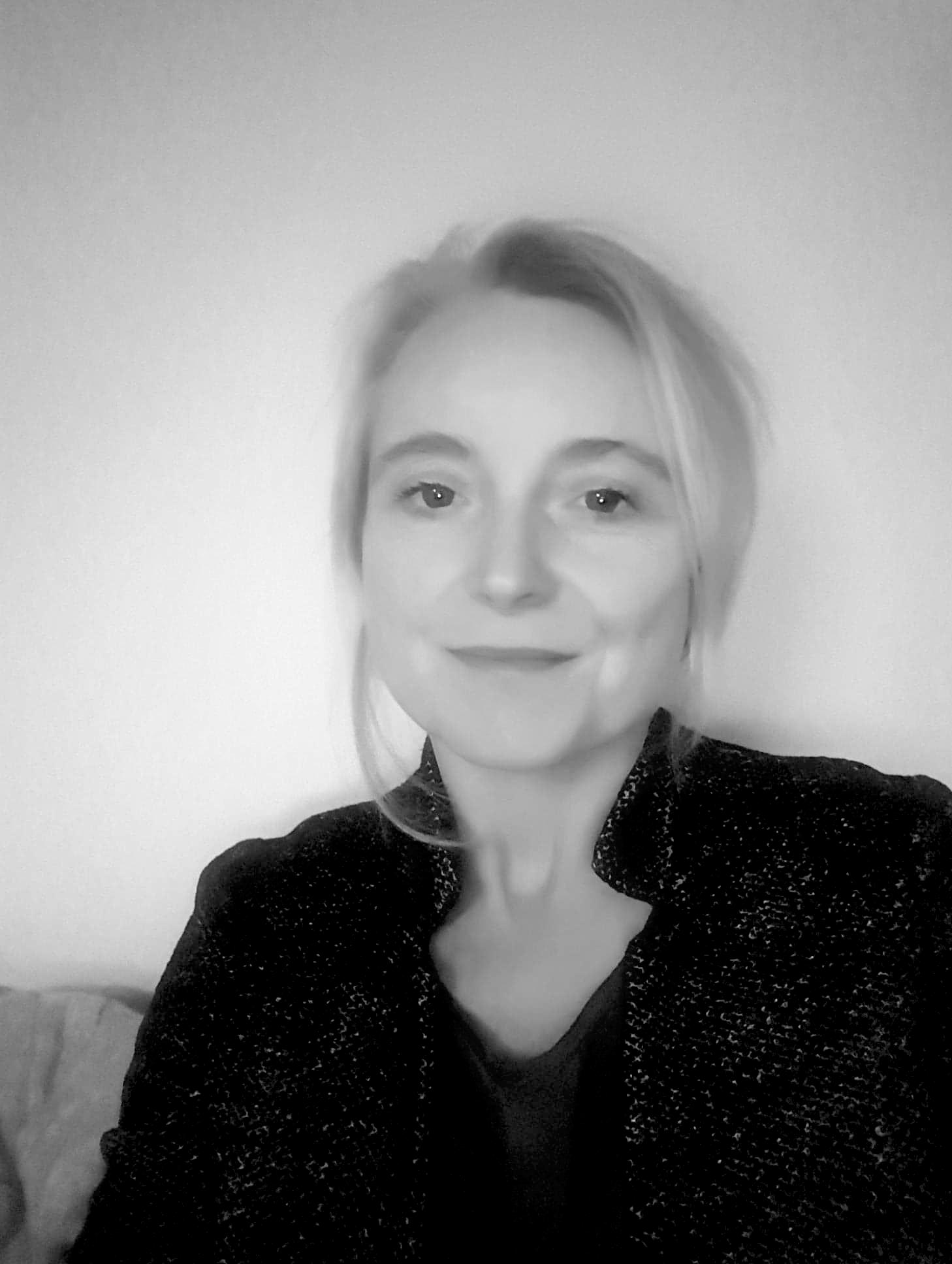 Malene Ronnenberg Kirk - Webredaktør og SoMe redaktør